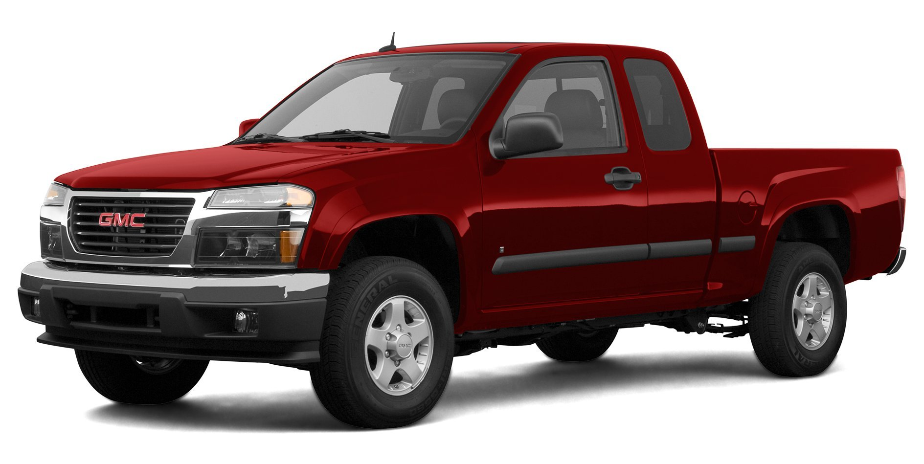 "... 2007 GMC Canyon SLE2, 4-Wheel Drive Extended Cab 125.9"". 2007 Mazda  B4000, Cab Plus4 Automatic Transmission ..."