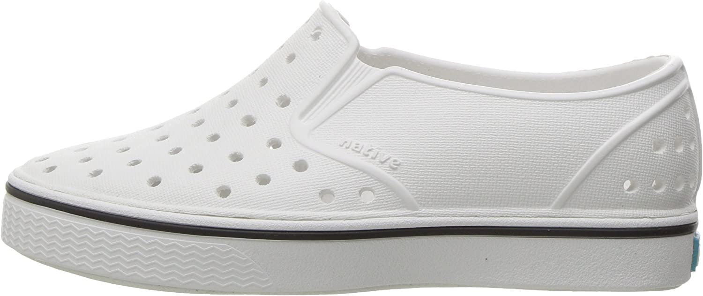 Miles Child C8 M US Shell White//Shell White Native Shoes
