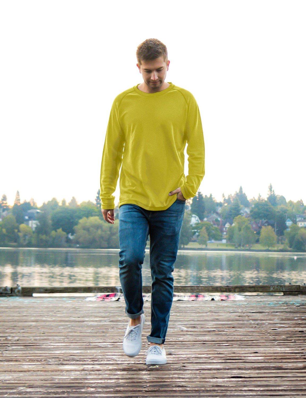 Lightweight Merino Wool Shirt For Men X310 Woolx Mens Essential Tee