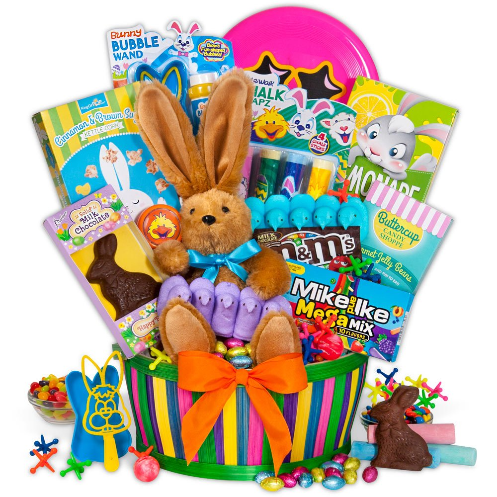 Amazon easter morning breakfast gift basket gourmet ultimate easter gift basket negle Image collections