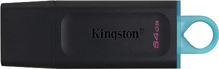 con capuch/ón Protector y Llavero en m/últiples Colores Kingston DataTraveler Exodia DTX//32GB Unidad Flash USB 3.2 Gen 1