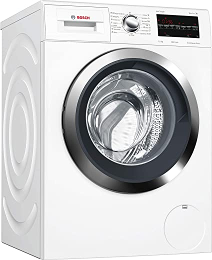 7.5 kg Bosch Fully Automatic Front Loading Washing Machine Inbuilt Heater