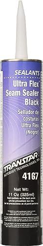 Transtar 4167 Ultra Flex Black Seam Sealer