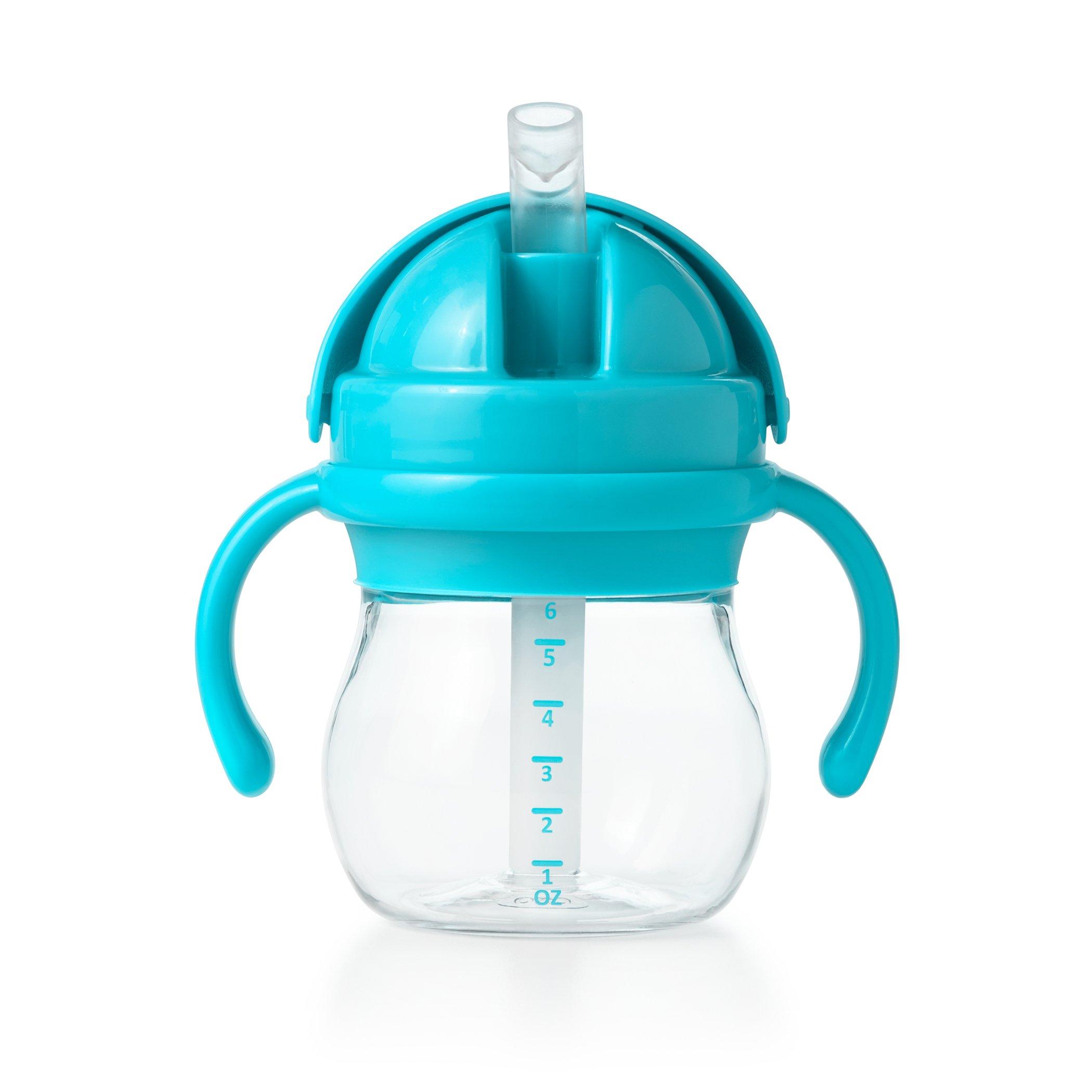 Amazon.com : Philips Avent My Bendy Straw Cup, 7oz, 2pk, Blue/Green, SCF790/21 : Baby