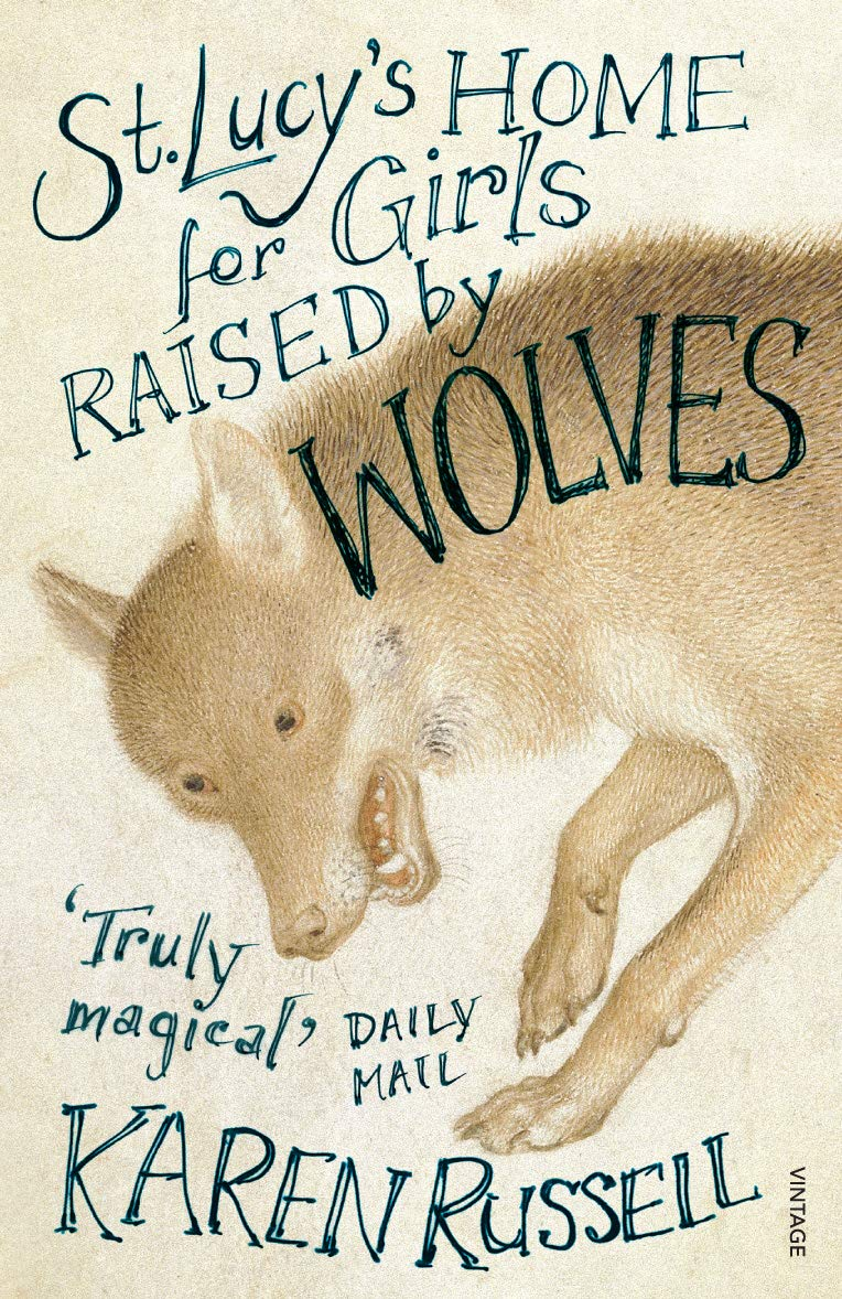 St Lucy's Home for Girls Raised by Wolves: Amazon co uk