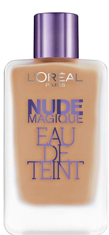 L'Oréal Paris - Fond de Teint Nude Magique Eau de Teint 110 Ivoire Doré L' Oréal Paris