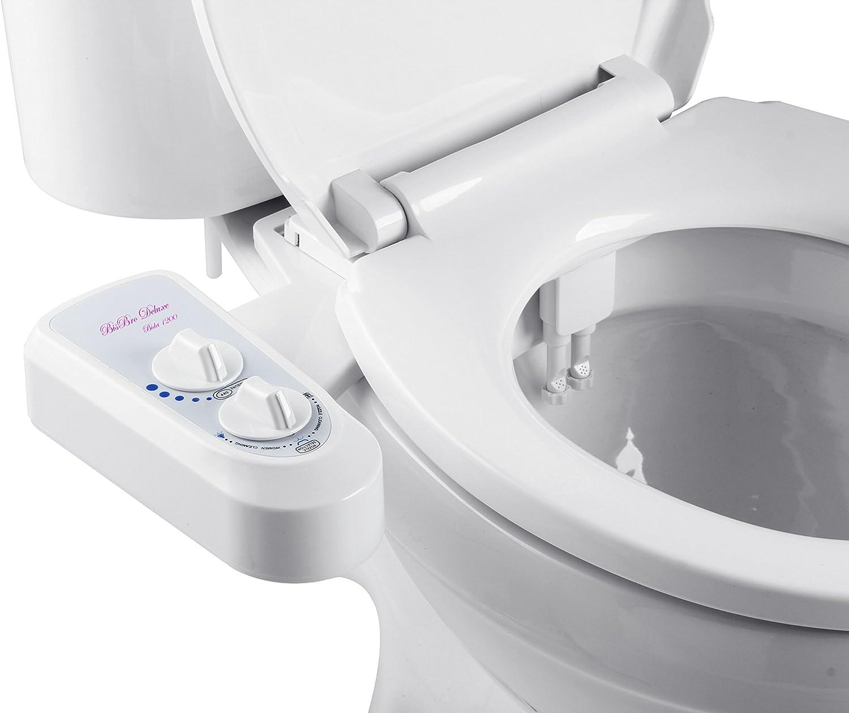 BisBro Deluxe Bidet 1200 Ducha-bid/é de WC para la higiene /íntima