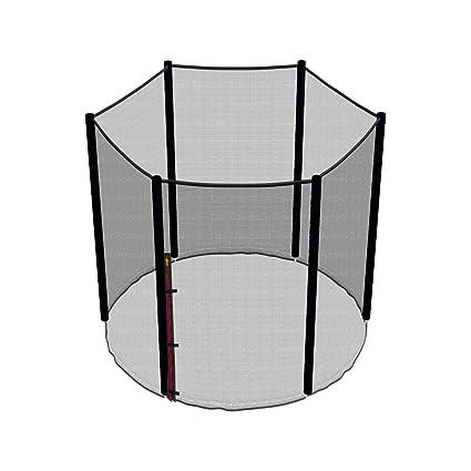 Ampel 24 - Red de Seguridad para Cama elástica / 183-490cm ...