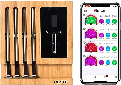 Termómetro//de parrilla termómetro Rösle digital Gourmet-termómetro