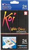 Koi Water Colors Pocket Field Sketch Box W/Brush-2 (Pack Of 1)