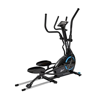 Reebok Cross Trainer - Black - Elíptica de Fitness (7 kg, Plegable ...