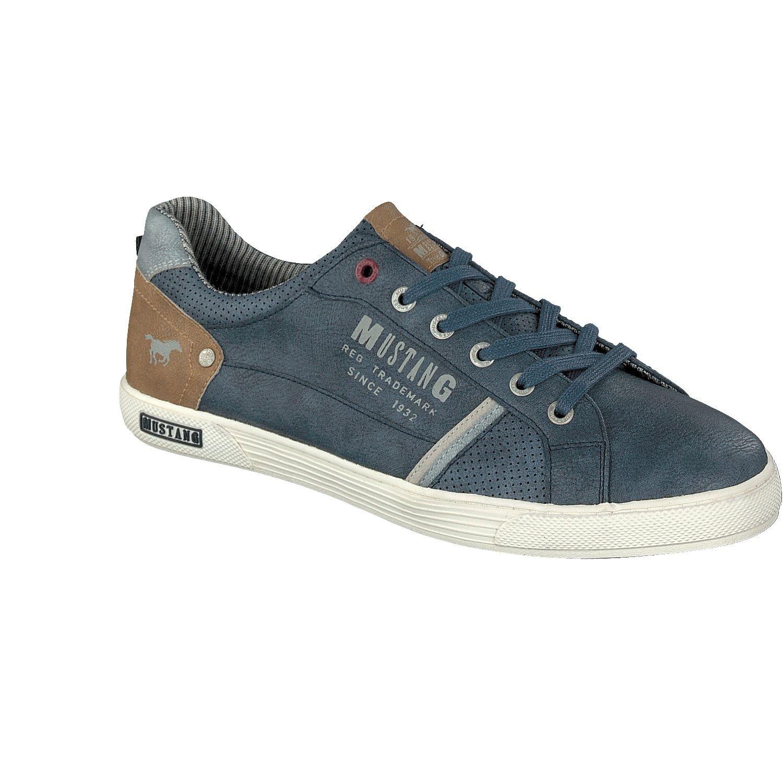 Mustang Herren Schnürer Sneaker Sneaker Sneaker 4120-302-800 b6eae1