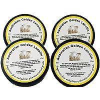 Pure Lanolin Pharmaceutical Grade (Set of 4 Pots)