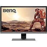"""BenQ EL2870U - Monitor DE 28"""" 4K (HDR, UHD 3840 x 2160, TN, AMD Free-Sync, Tiempo de Respuesta 1 ms, Eye-Care, Anti-Glare, Brillo Inteligente Plus, HDMI, DP, Altavoces), Gris metálico"""