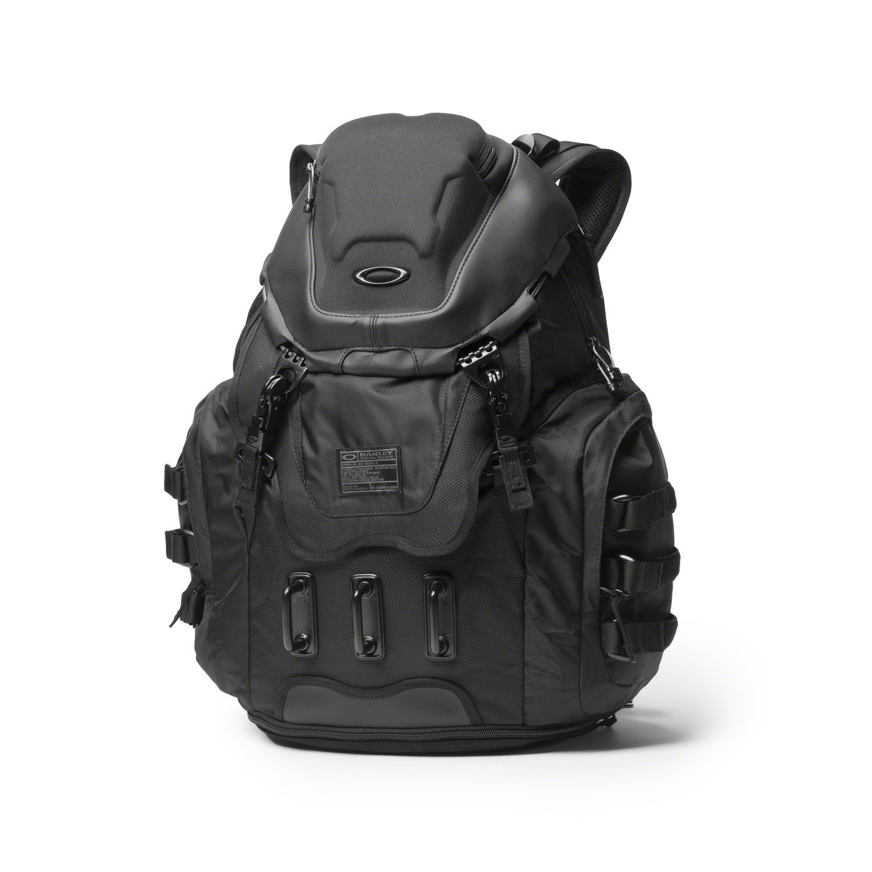 77429b2200 Oakley 2016 Kitchen Sink 34L Mens Sport Hiking Backpack Rucksack Laptop Bag  Black  Amazon.co.uk  Sports   Outdoors