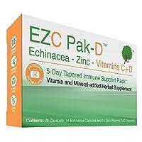 EZC Pak-D 5-Day Immune Support