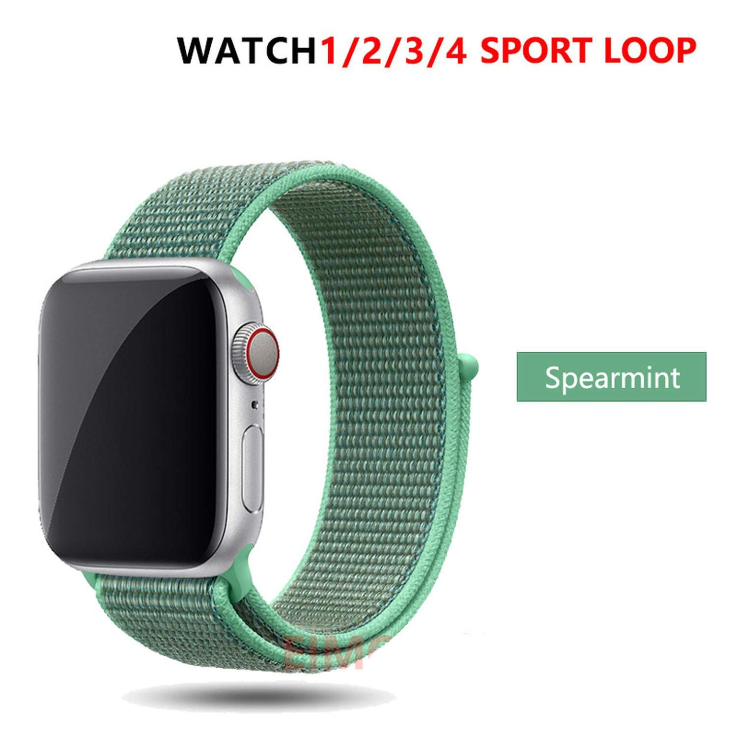 Amazon.com: Sport Loop Strap for Watch Band Correa Watch ...