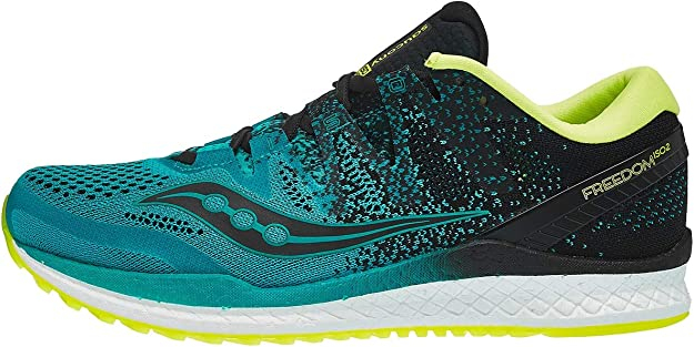 Saucony Freedom ISO 2, Zapatillas de Running para Hombre: Amazon.es: Zapatos y complementos