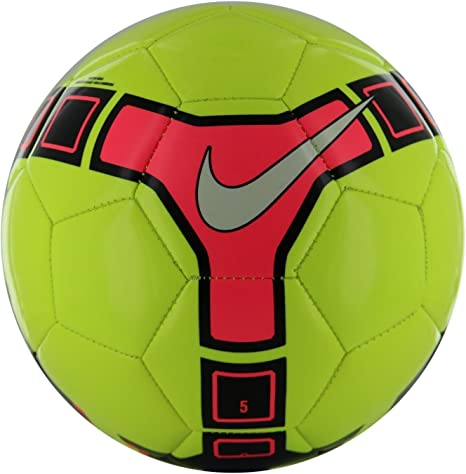 Nike Omni Balón de fútbol, Hombre, Verde/Rosa/Negro, 5: Amazon.es ...