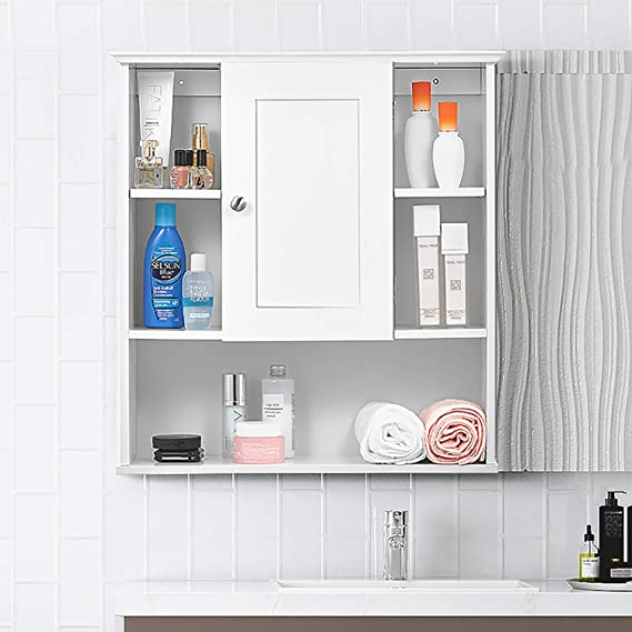 kealive Bathroom Wall Cabinet
