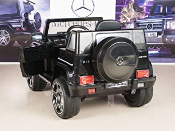 amazon com mercedes benz g63 12v electric power ride on kids toy