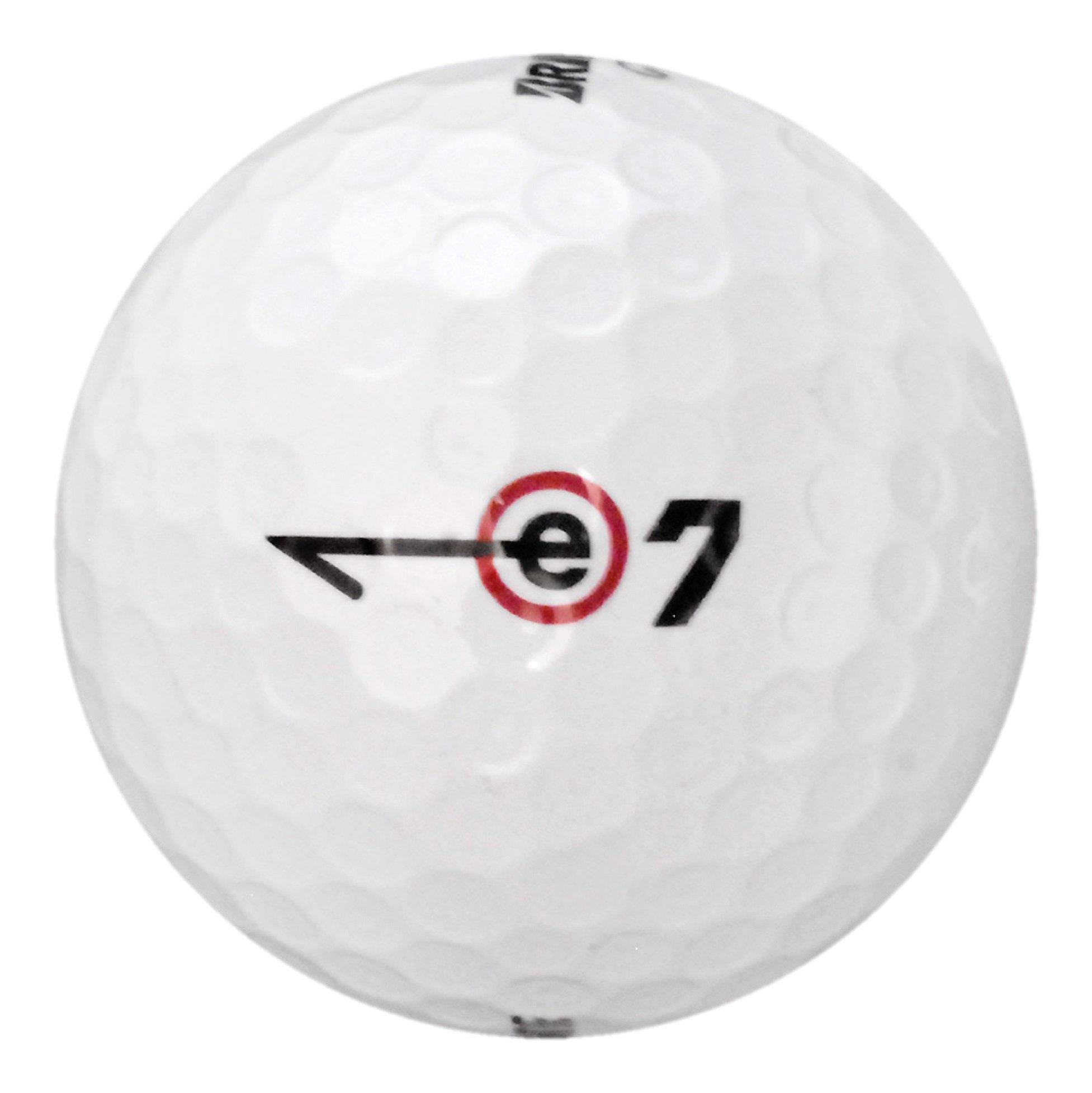 72 Bridgestone E7 5A/AAAAA Best Quality Golf Balls