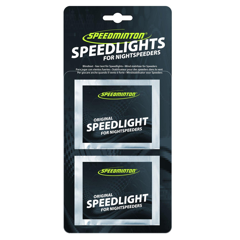 Speedminton Speedlights - Leuchtende Knicklichter für Speeder, Grün Grün 400405