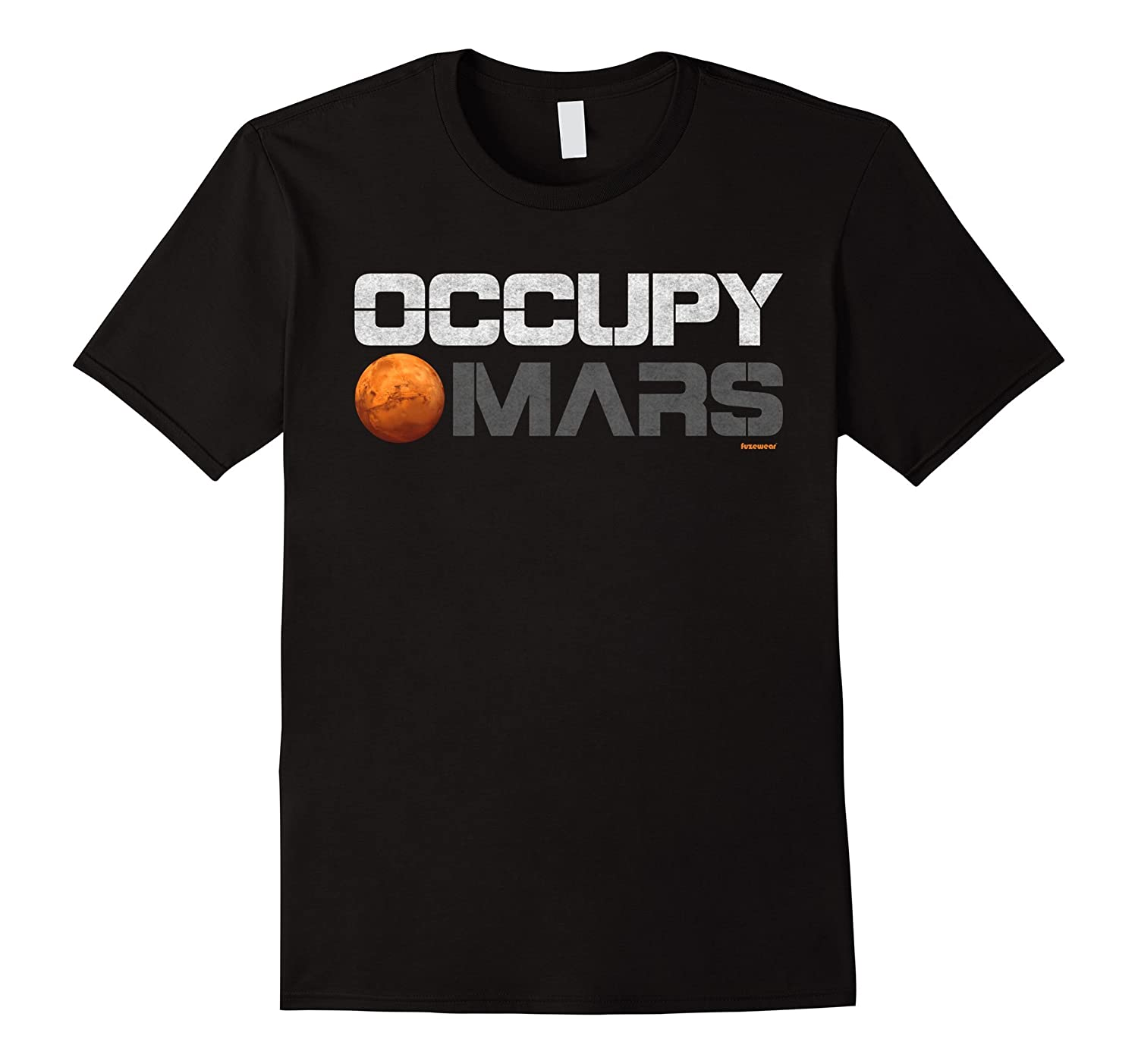 Occupy Mars T-Shirt-CL