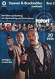 Tatort - Stoever & Brockmöller ermitteln - Der Tatort aus Hamburg Box 2 [20 DVDs]
