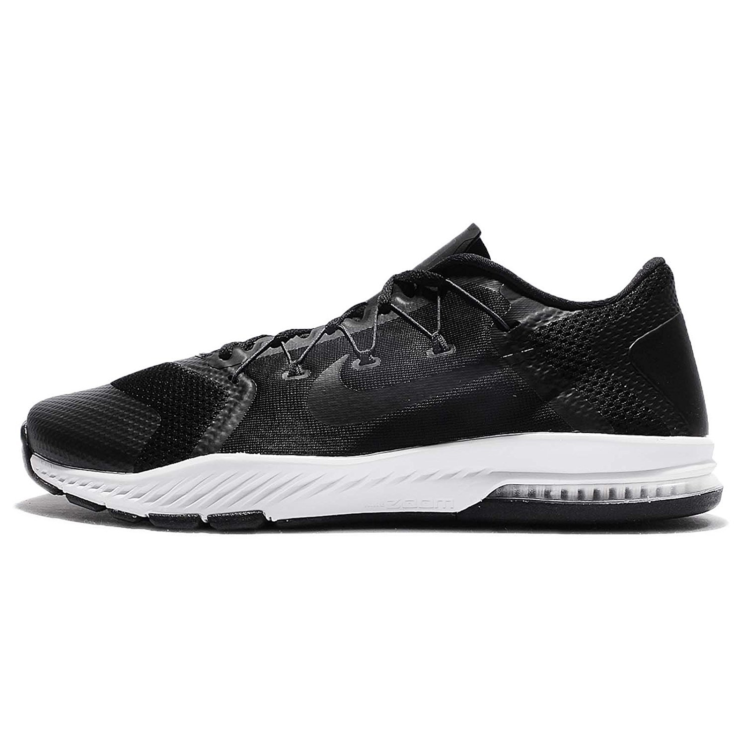 NIKE Air Zoom Train Complete Mens Running Trainers 882119 Sneakers Shoes B01HOXAIJI 8 M US|Black