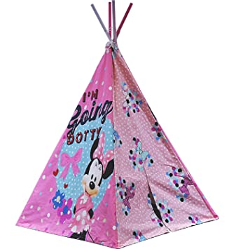 Disney Minnie Mouse Play Tent  sc 1 st  Amazon.com & Amazon.com: Disney Minnie Mouse Play Tent: Toys u0026 Games