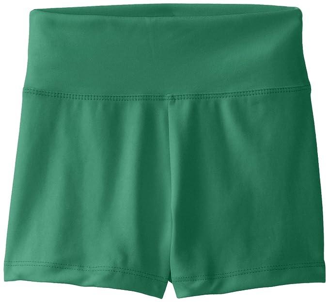 26fe135c838 Amazon.com: Capezio Big Girls' Team Basic High Waisted Short: Clothing
