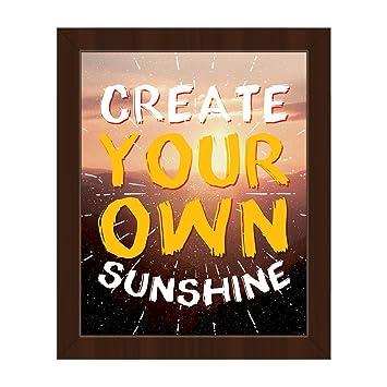 Amazon.com: Create Your Own Sunshine V: Positive Motivational ...
