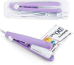 Mini Bag Sealer, Handheld Food Heat Sealer, Portable Sealing Machine For Plastic Bags, Snacks, Food and More