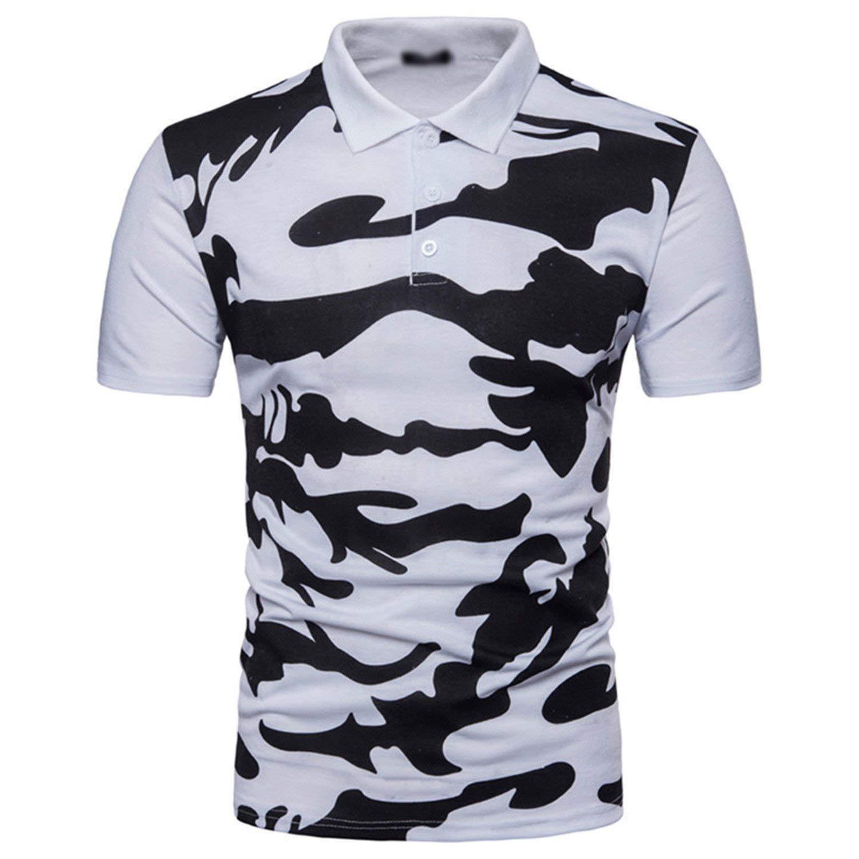 Lannister Fashion Polo para Hombre Polo para Hombre Camisa De ...