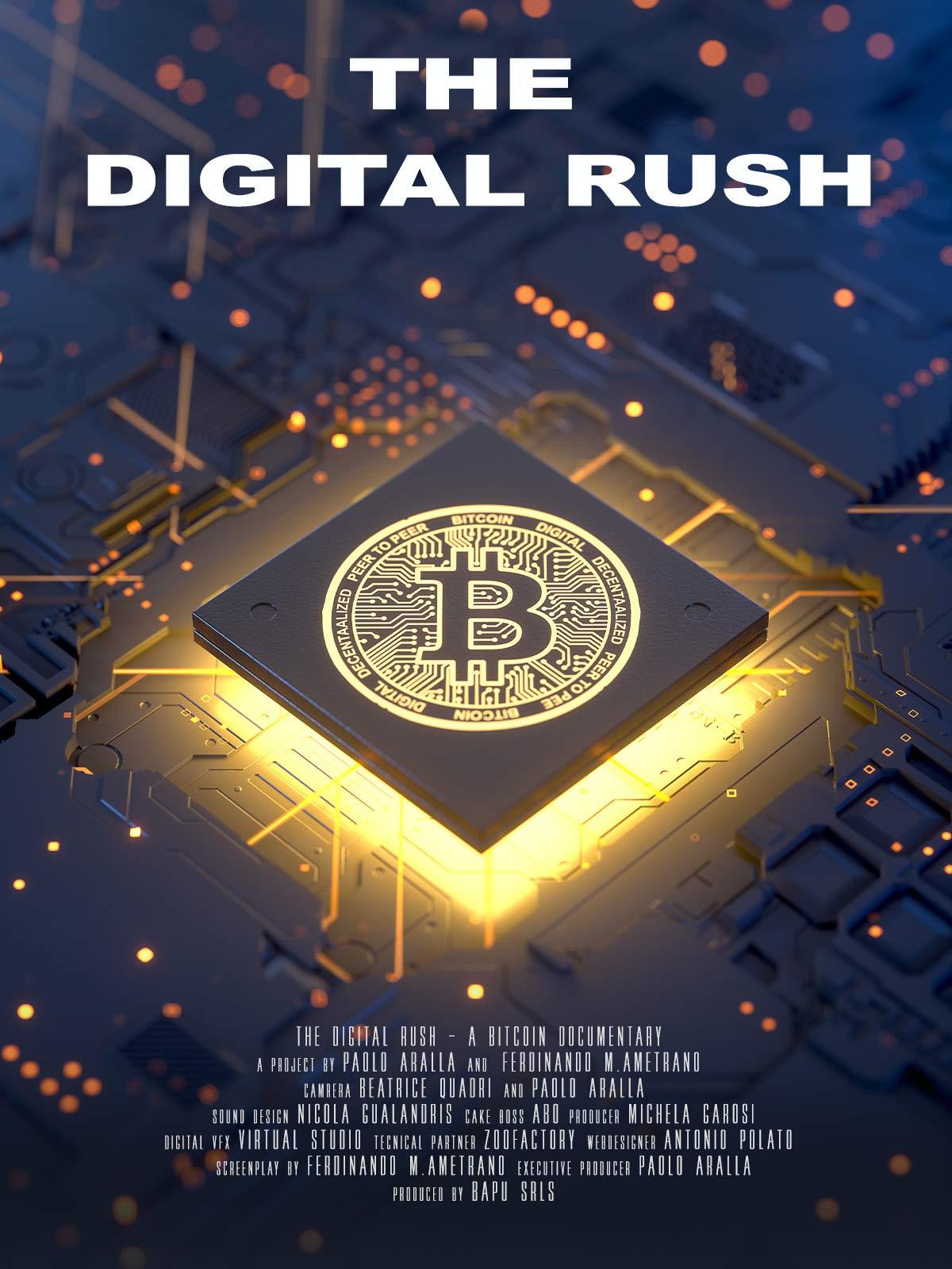 Bitcoin - The digital rush on Amazon Prime Video UK