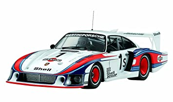 1978 Porsche 935/78 Turbo [Tamiya 24318] Martini, Le Mans, 1