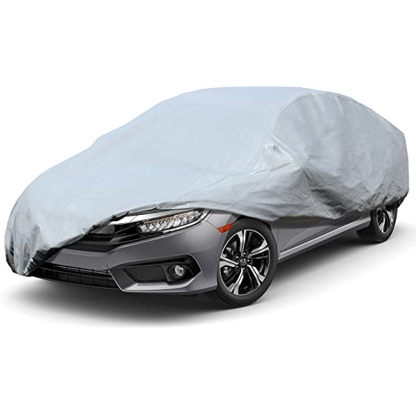 Car Cover Fits Toyota Prius Premium Quality UV Protection