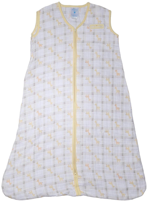 Circles Turquoise X-Large Halo 100/% Cotton Muslin Sleepsack Wearable Blanket