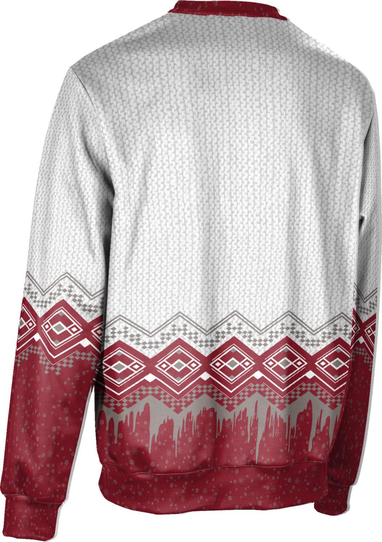 Utah ProSphere Men/'s University of Utah Ugly Holiday Frost Sweater Apparel