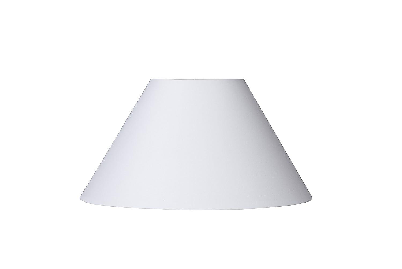 Lucide SHADE - Abat Jour Lampe - Ø 30 cm - Blanc 61003/30/31