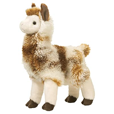 Douglas Liam Llama Plush Stuffed Animal: Toys & Games