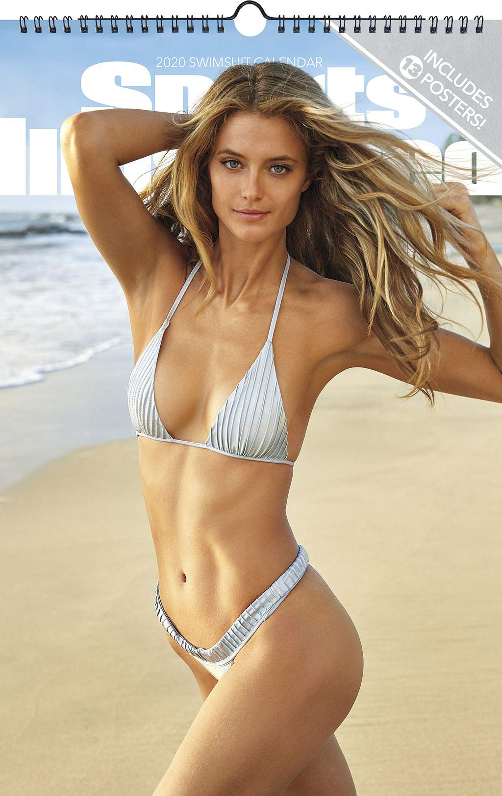 Sports Illustrated Swimsuit 2020 Oversized Calendar Trends International 9781438871578 Amazon Com Books