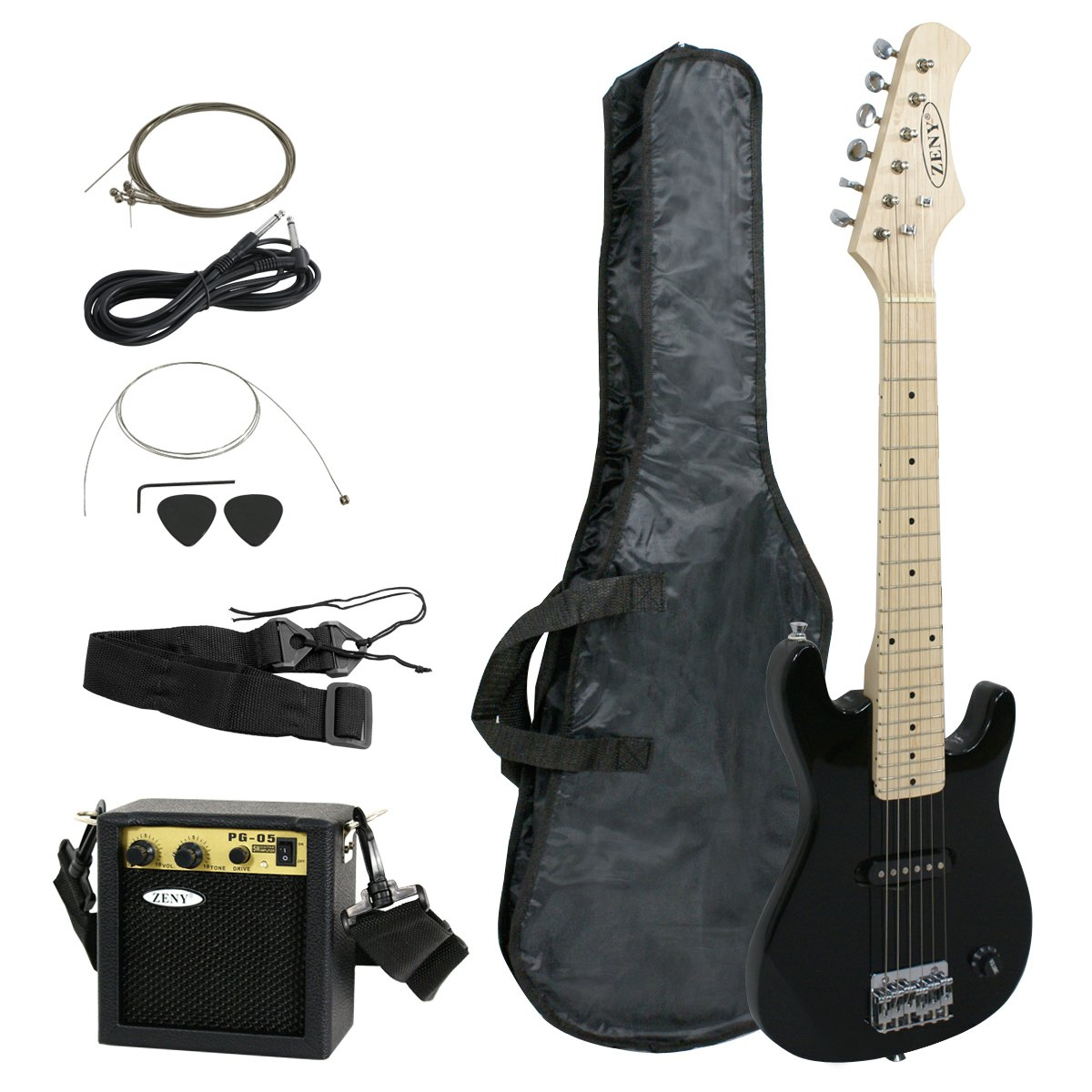 Gen x labs sports amp fitness performance kit 11 week program 4 - Amazon Com Zeny 30 Kids Electric Guitar With Amp Much More Guitar Combo Accessory Kit Black Musical Instruments