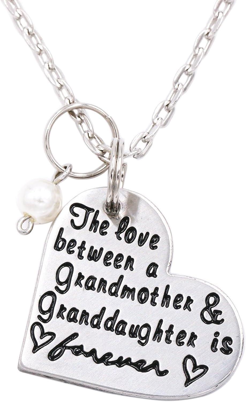 Amazon Com Lparkin The Love Between Grandmother And Granddaughter