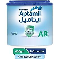 Aptamil Anti-Regurgitation Milk, 400g: Amazon com