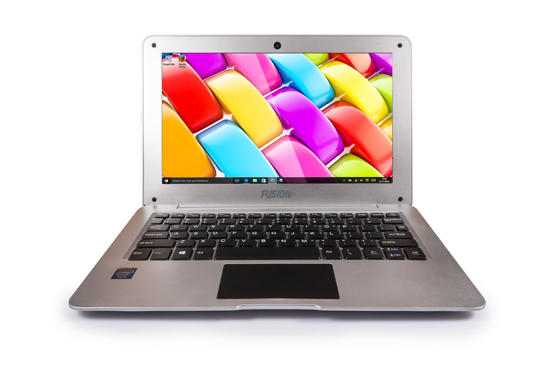 Fusion5 Laptop Computer Lapbook with Windows 10 Notebook PC (10.6'')