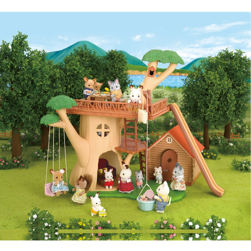Calico Critters Adventure Treehouse Gift Set by Calico Critters (Image #4)