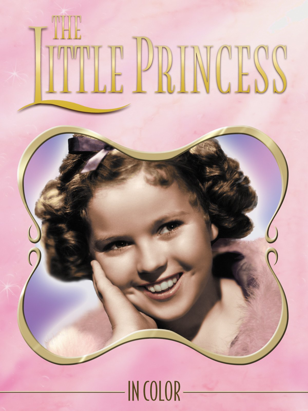 Watch Shirley Temple The Little Princess In Color Prime Video