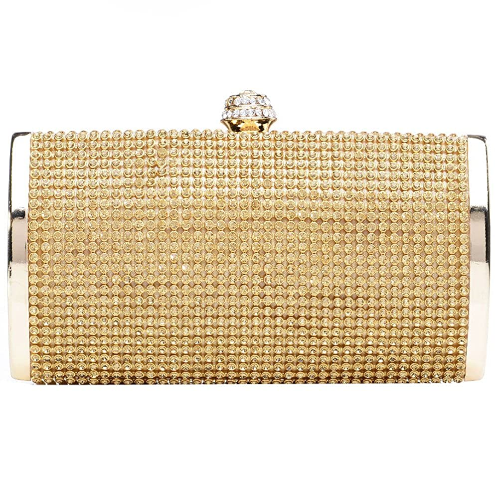 ANDI ROSE Pochette luxe strass pour mariage/soirée sac de sac à main JJJ-1011-1472_GL